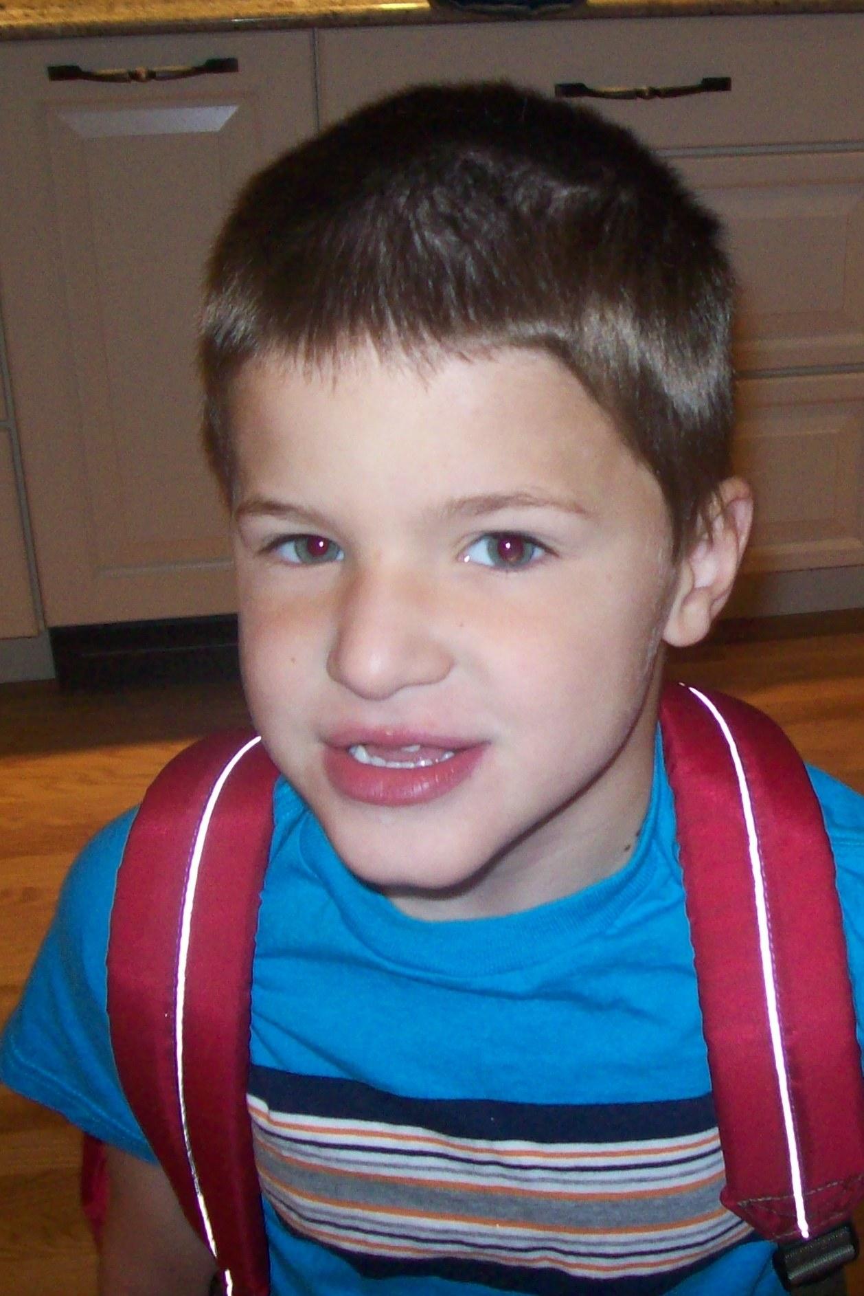 First-grade Jack