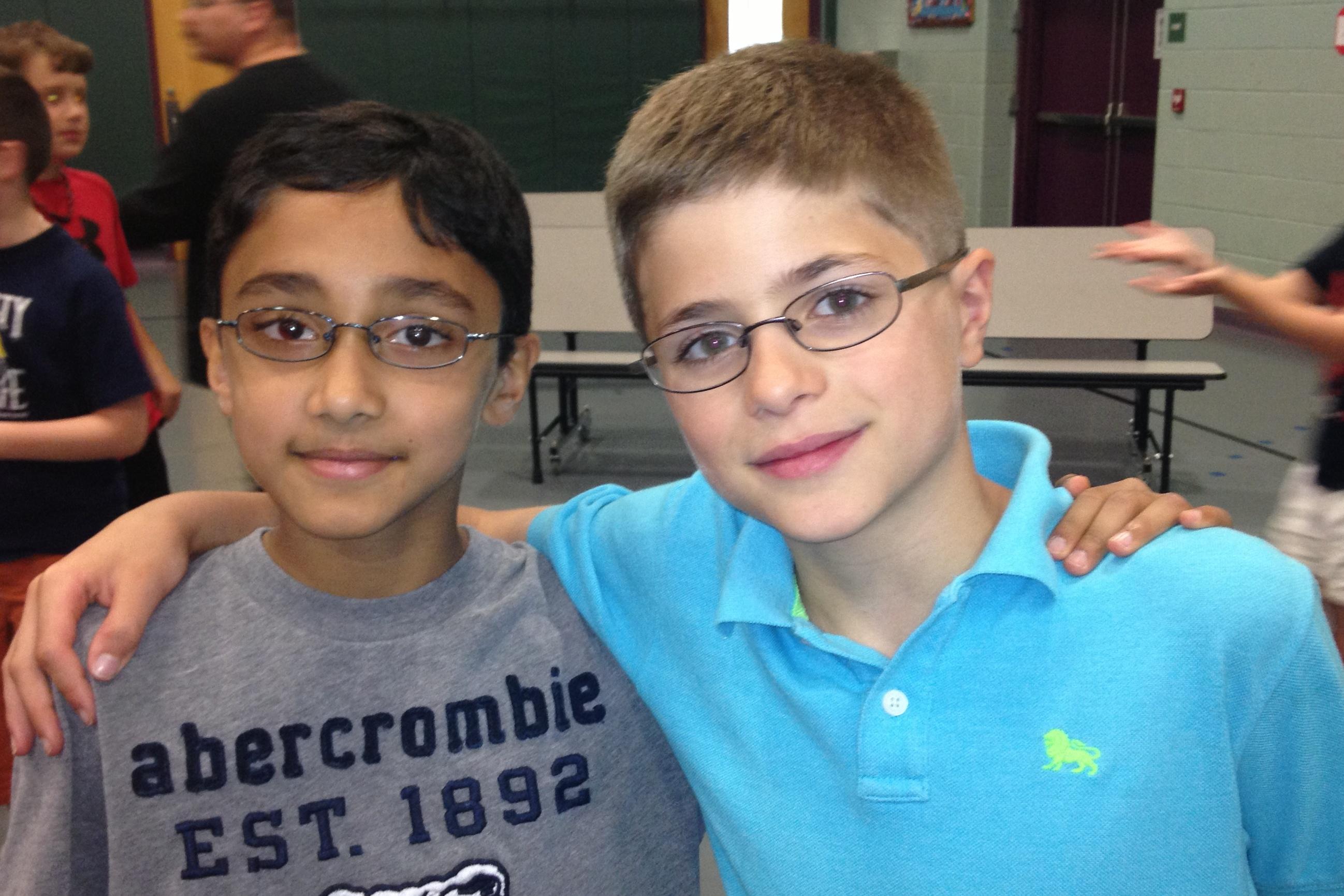Aarsh & Joey