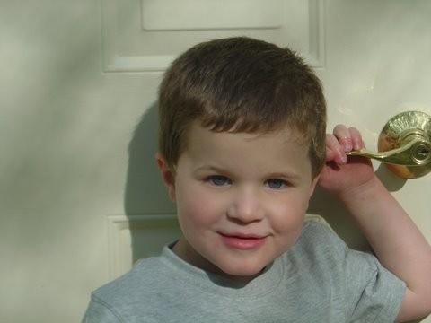 Jack, age three