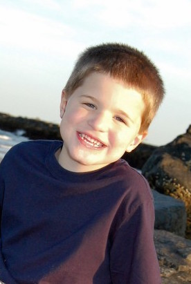 Six-year old Jack.