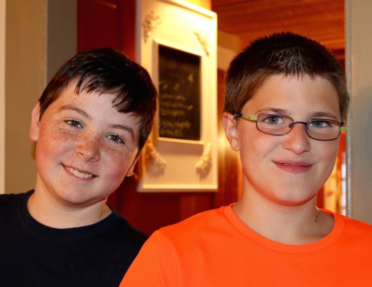 Ben and Jack